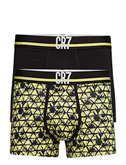 CR7 Fashion, Trunk 2-pack - AOP/BLACK
