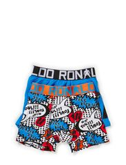 CR7 Boys Line, Trunk, 2-pack - Ternet