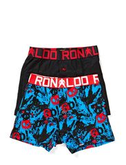 CR7 Boys Line, Boxer, 2-pack - Metaze