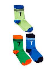 CR7 Kids socks 3-pack - SORT