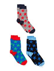 CR7 Kids socks 3-pack - Striped