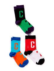 CR7 Kids socks 3-pack - xx