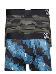 CR7 Fashion, 2-pack microfiber - CAMOUFLAGE
