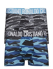 CR7 Fashion, 2-pack microfiber - GRAPHIC