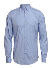 CR7 shirt Slim fit - Light blue