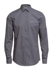 CR7 shirt Slim fit - Grey
