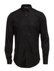 CR7 shirt Slim fit - Black