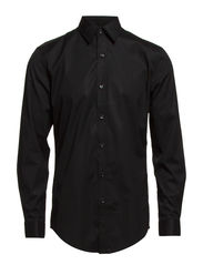 CR7 shirt Classic fit - Black