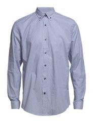 CR7 shirt Classic fit - GRå LILLA