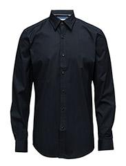 CR7 shirt Classic fit - SMOKE
