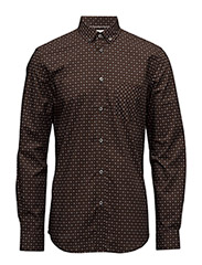 CR7 shirt Slim fit - FLOWER