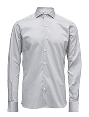 CR7 shirt Slim fit - LIGHT GREY