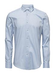 CR7 shirt Slim fit - BLUE