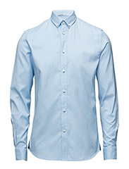 CR7 shirt Slim  fit - BLUE