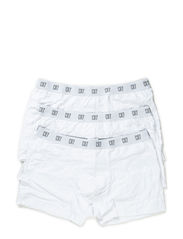 Trunk 3-pack - WHITE