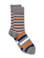 Cotton strech sock - Grey