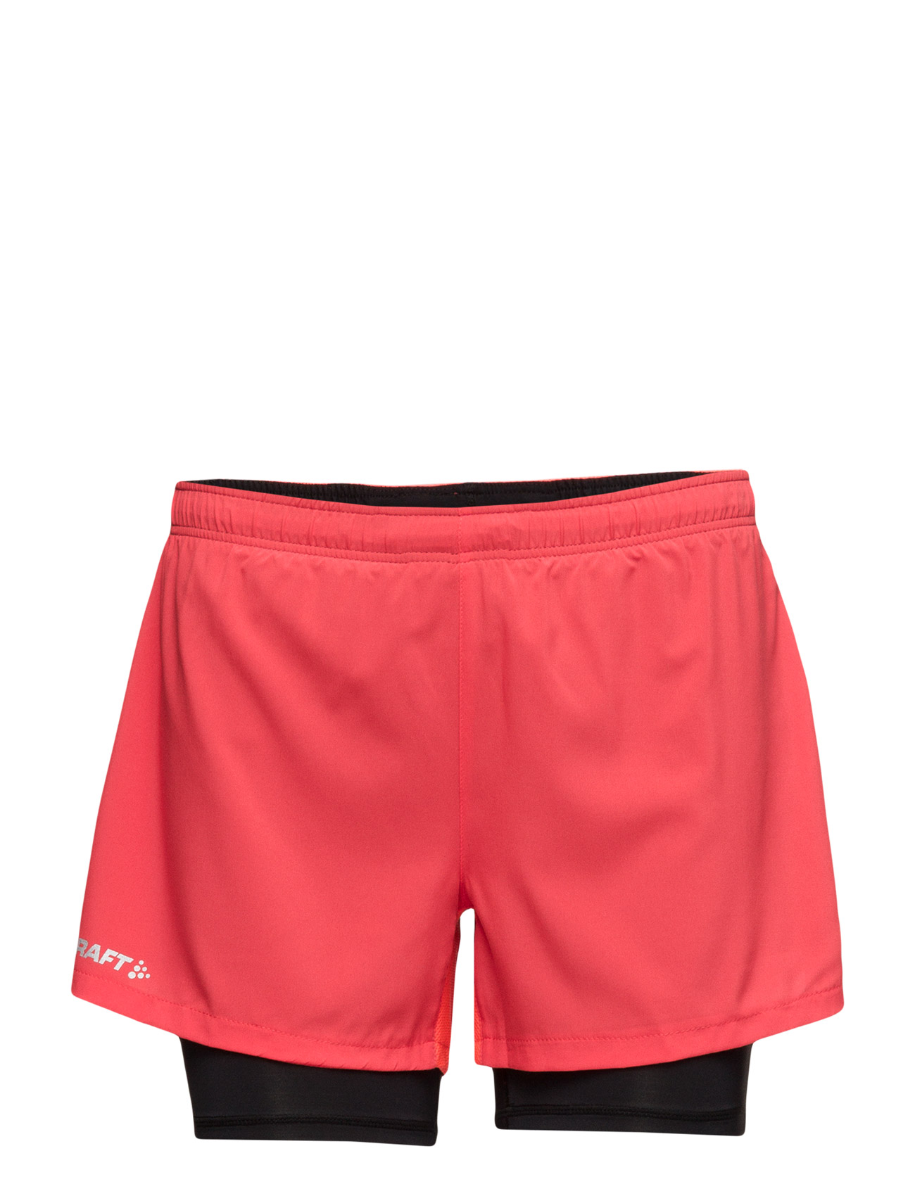 Craft Focus 2-1 Shorts W P Line Smoot Craft Træningsshorts til Damer i