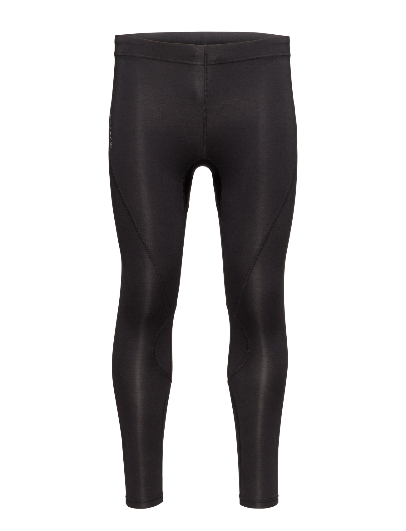 Craft Delta Compression Tight M Black Craft Løbe tights til Herrer i