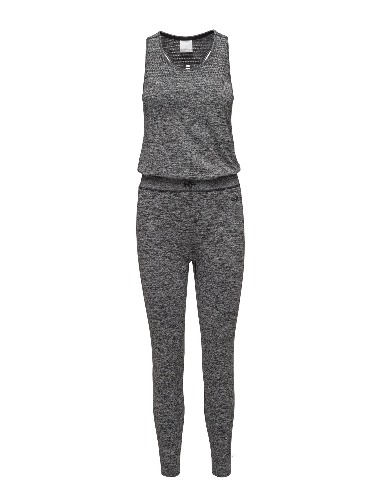 Core Seamless Jog Suit Craft Sportssæt til Damer i Sort
