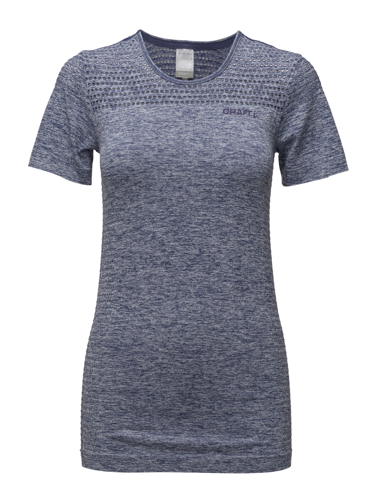 Core Seamless Tee Craft Løbe t-shirts til Damer i