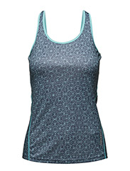 CRAFT MIND SINGLET W P SMOOTHIE  - P WIRE SEA