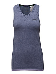 CRAFT AC V-NECK SINGLET W VIEW  - DEPTH
