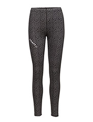 CRAFT MIND REFLECTIVE TIGHTS  - BLACK