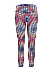 HABIT PRINT TIGHTS  - P OPTIC MULTI