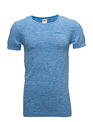 CORE SEAMLESS TEE  - RAY