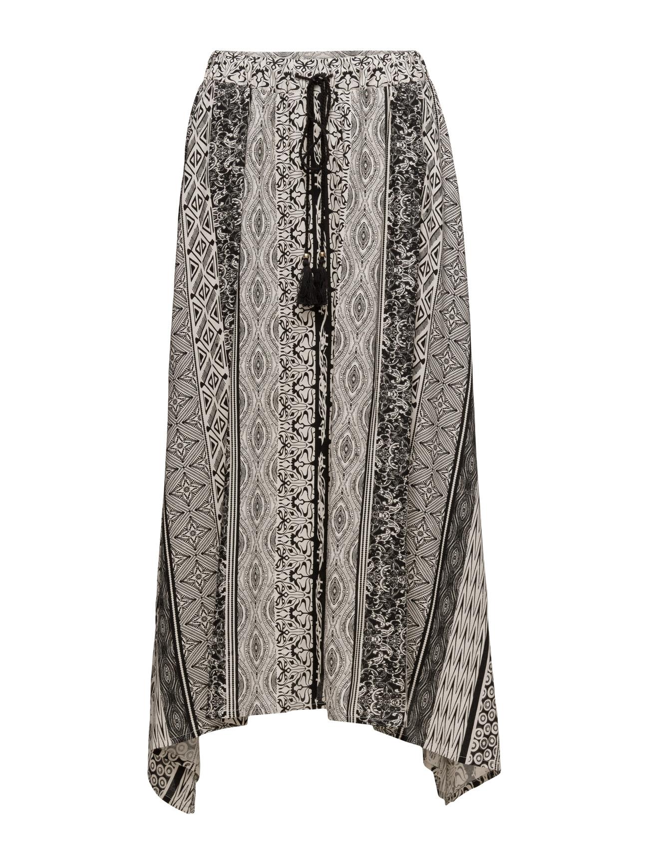 Bellflower Skirt Cream Knælange & mellemlange til Kvinder i Kit
