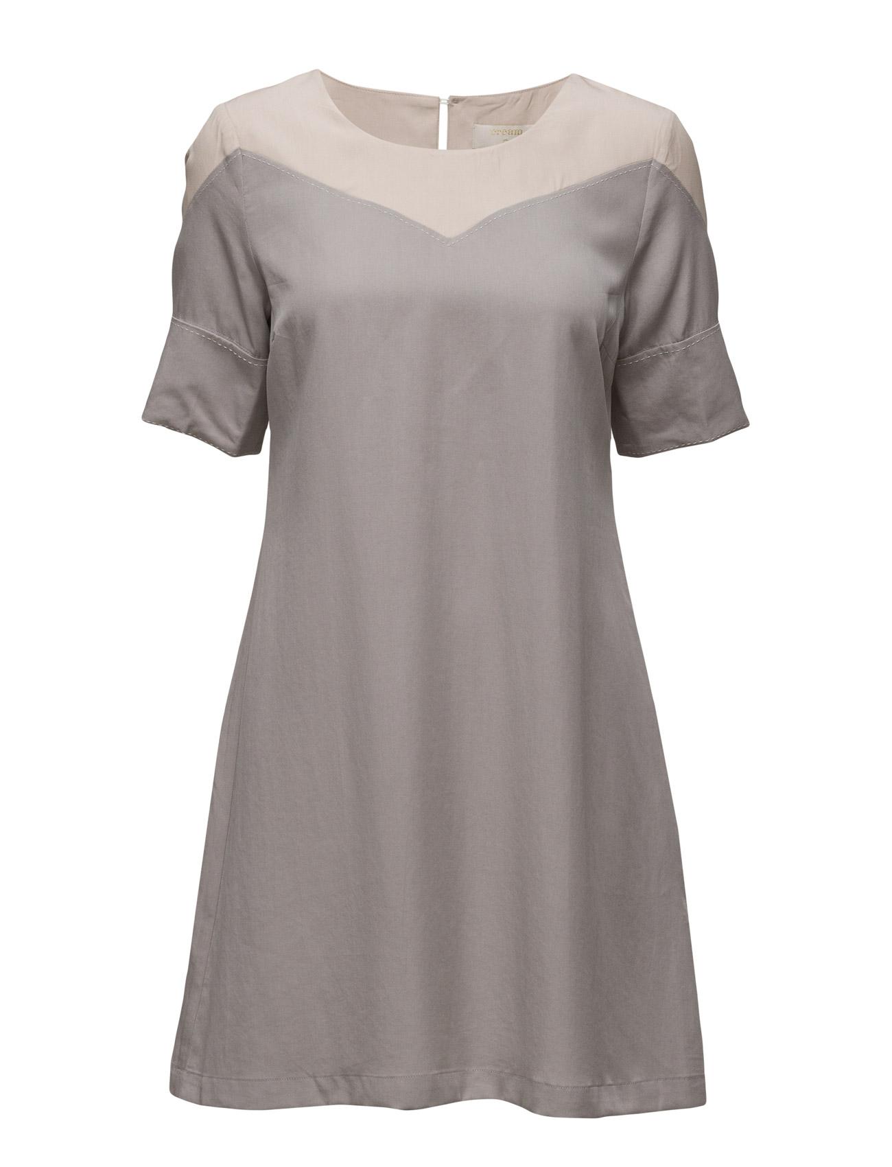 Emma Dress Cream Korte kjoler til Damer i