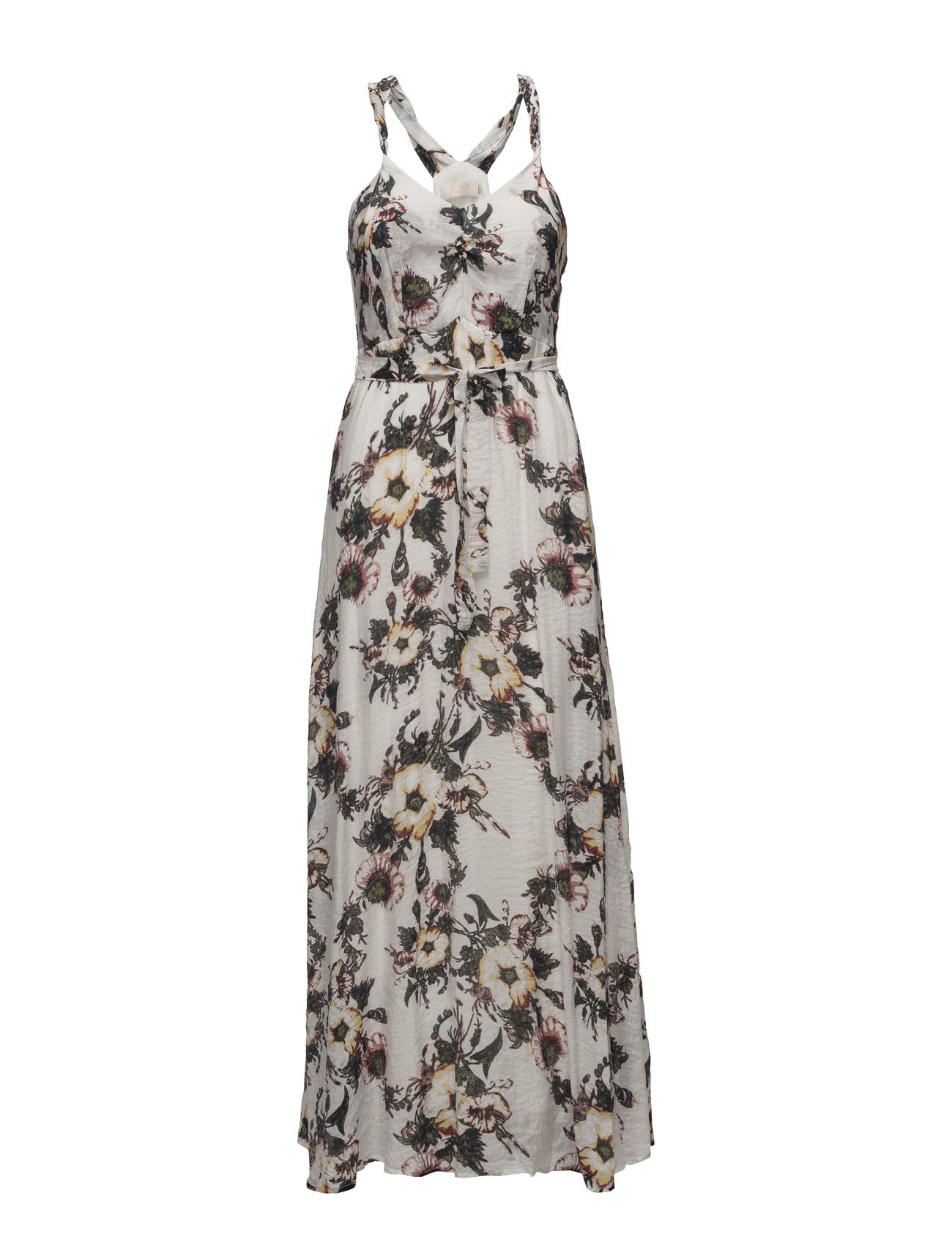 Elpida Dress Cream Dresses thumbnail