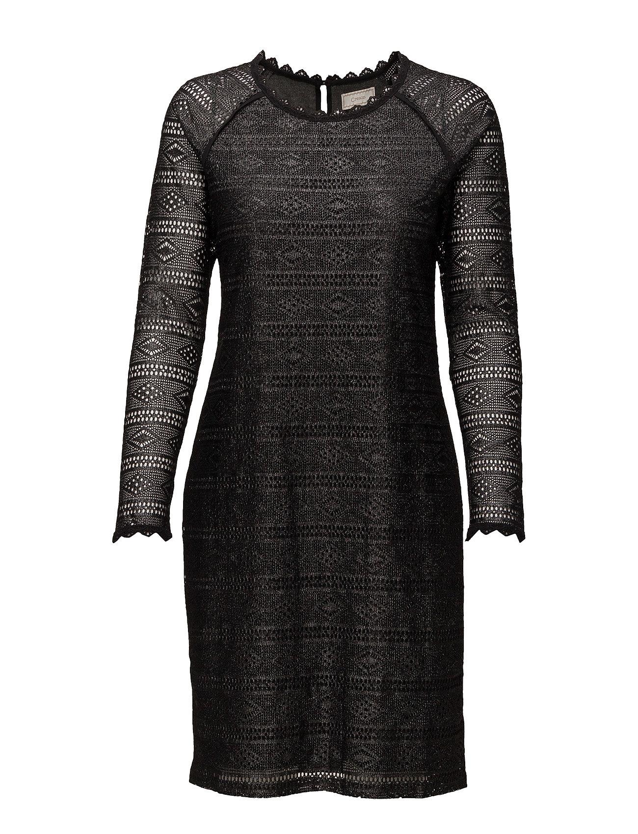 Sisters Point Nodie Dress Loose fit Black Sisters Point