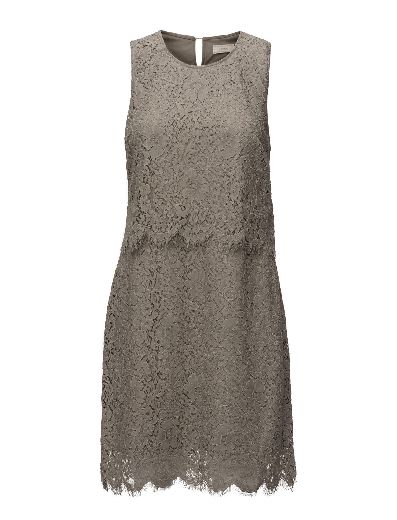Sia Dress Cream Kjoler til Kvinder i