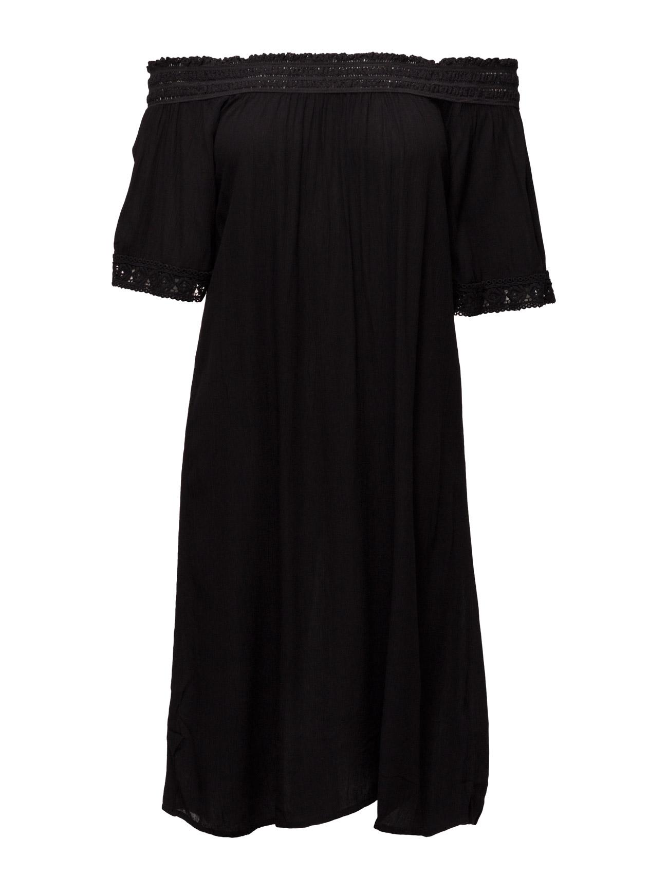 Visilla Tunic Cream Korte kjoler til Damer i