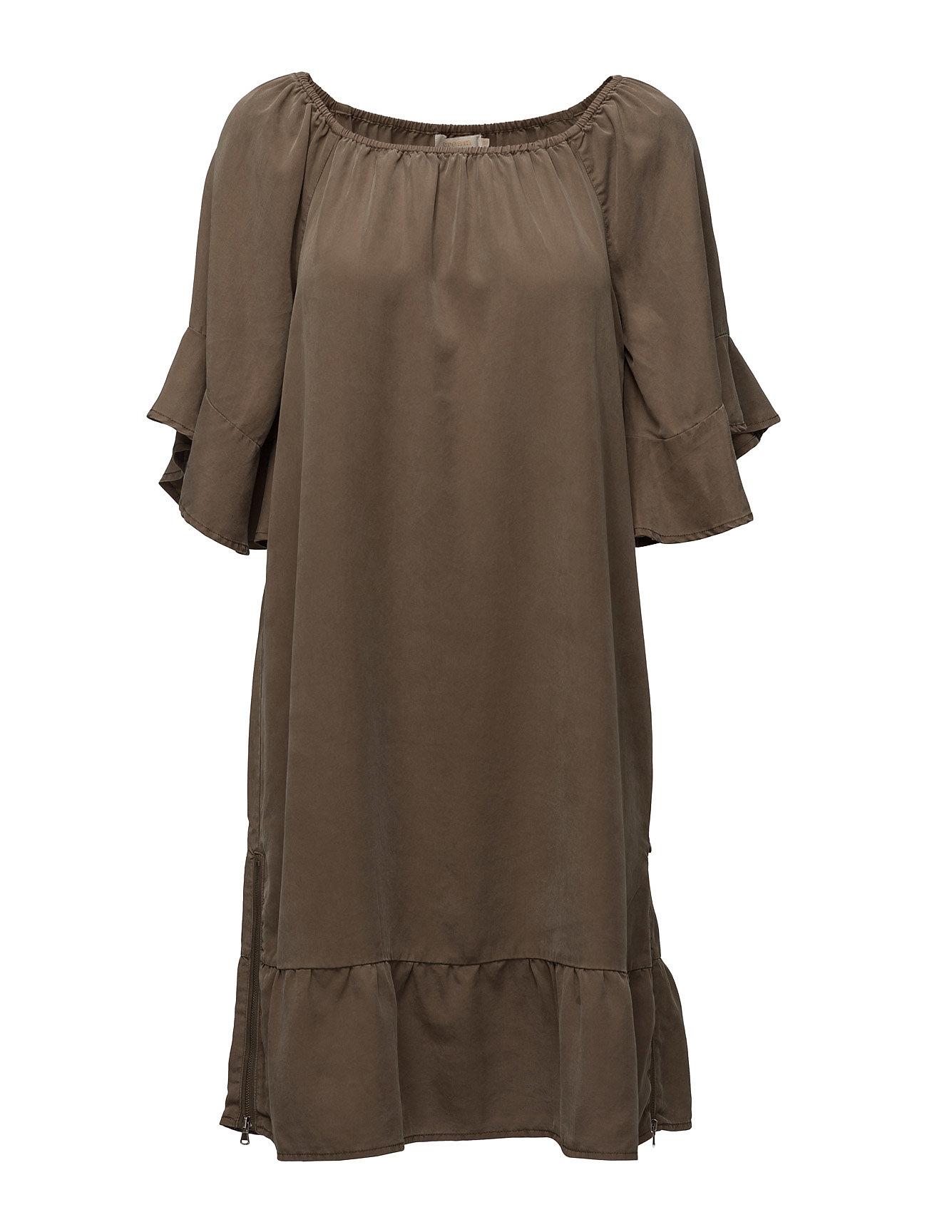 Ivanna Dress Cream Dresses thumbnail