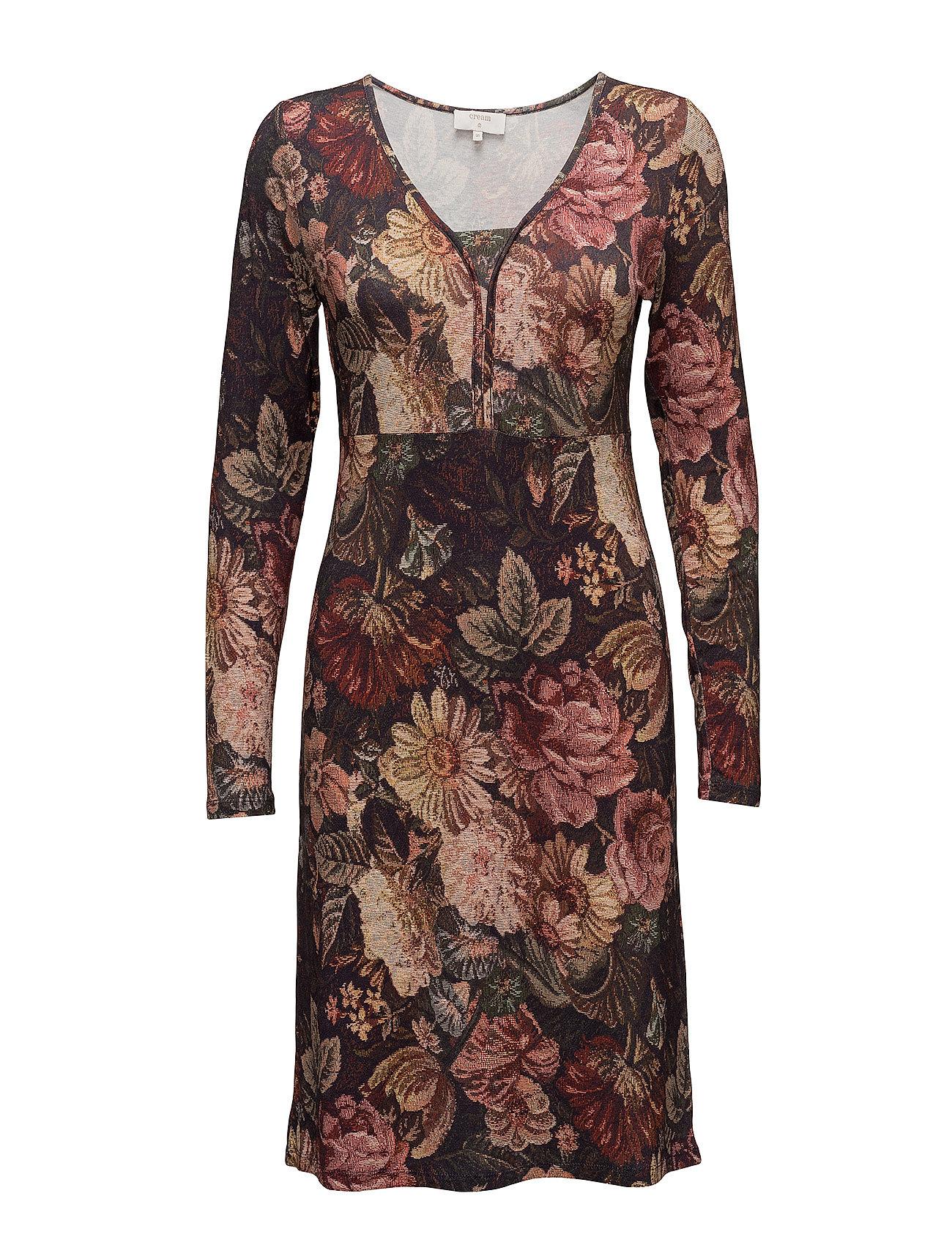Margrete Dress Cream Dresses thumbnail