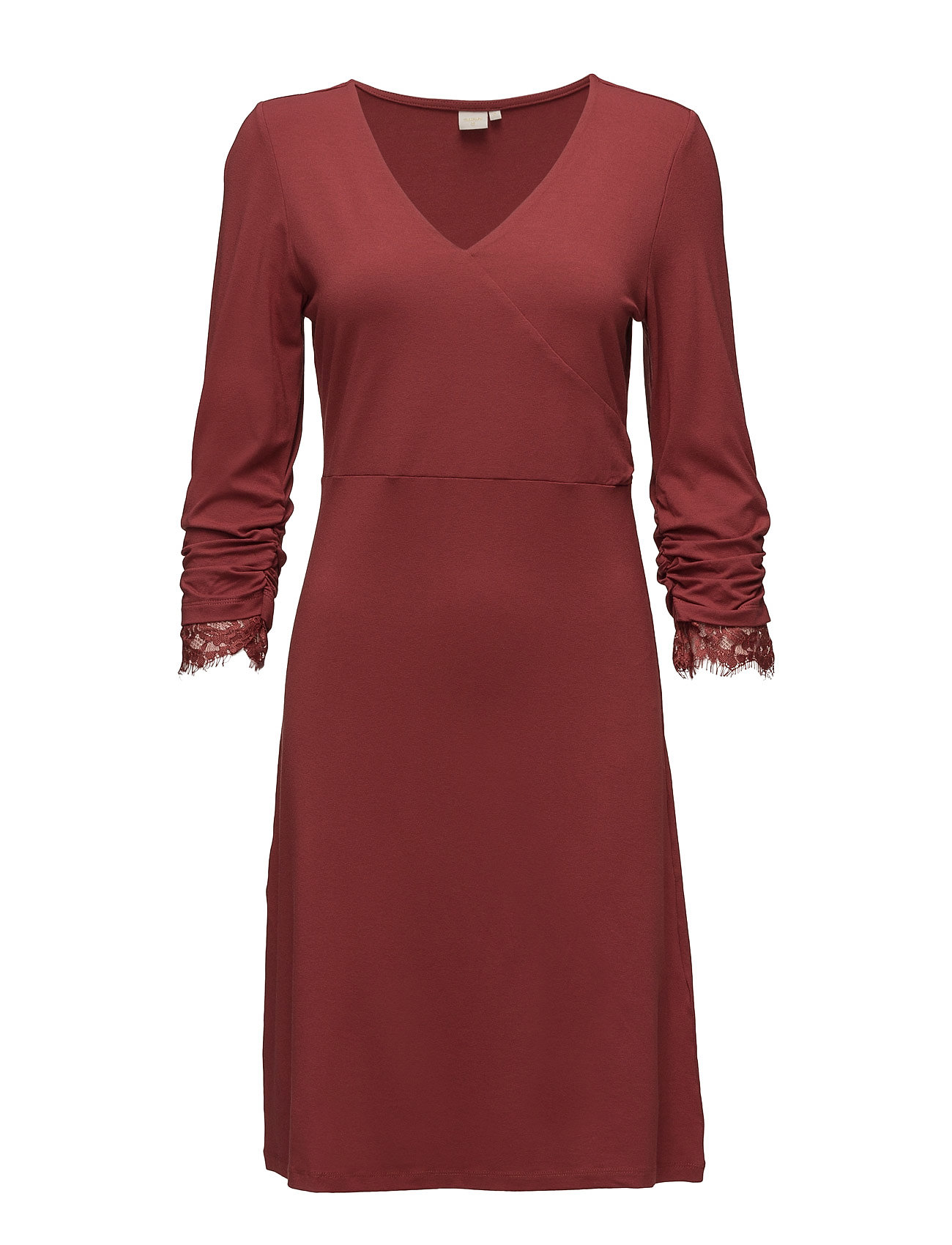 Rosemary Solid Dress Cream Dresses thumbnail