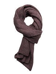 Amanda scarf - DEEP POWDER