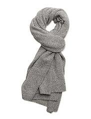 Amanda scarf - LIGHT GREY MELANGE