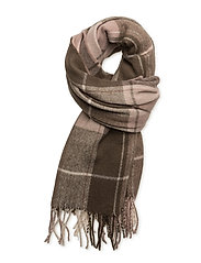 Angelina scarf - OLIVE NIGHT