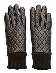 Abbie gloves - PITCH BLACK