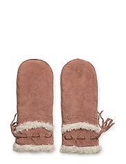 Audrey gloves - VINTAGE TERACOTTA