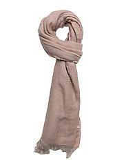 Lene scarf - DEEP POWDER