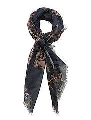 Mattie scarf - ROYAL NAVY BLUE