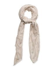 Star scarf - SANDSHELL