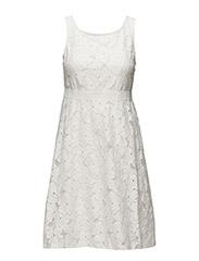 Fatma dress - NATURAL OFF WHITE