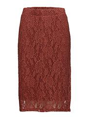 Posey Skirt - TERRACOTTA