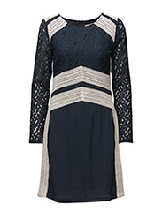 Christina Dress - ROYAL NAVY BLUE