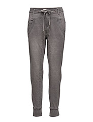 Mia Jogg denim - LIGHT LIGHT GREY DENIM